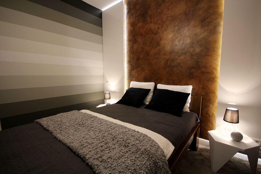 sypialnia dla singla