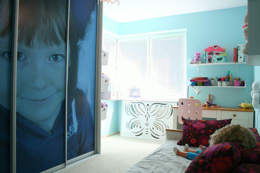 pokoj dla malej dziewczynki