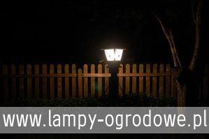 Lampy ogrodowe logo