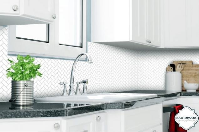 Mozaika Ceramiczna W Kuchni Niebanalna Rzecz Deko Radypl