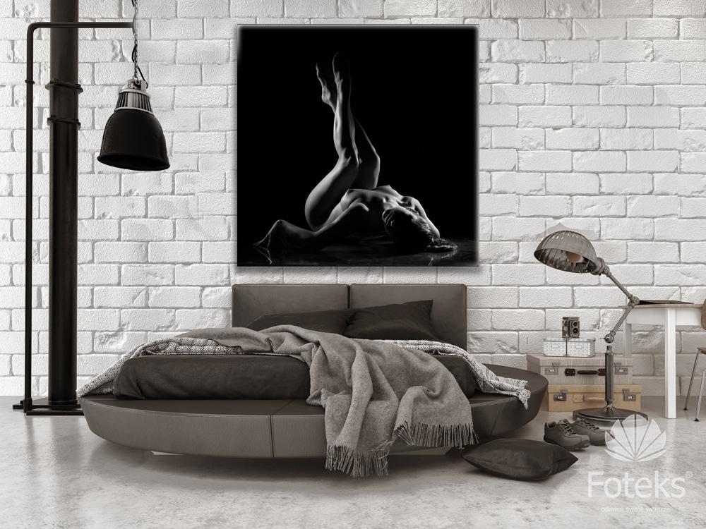 Modern Loft Style Bedroom Furnishings