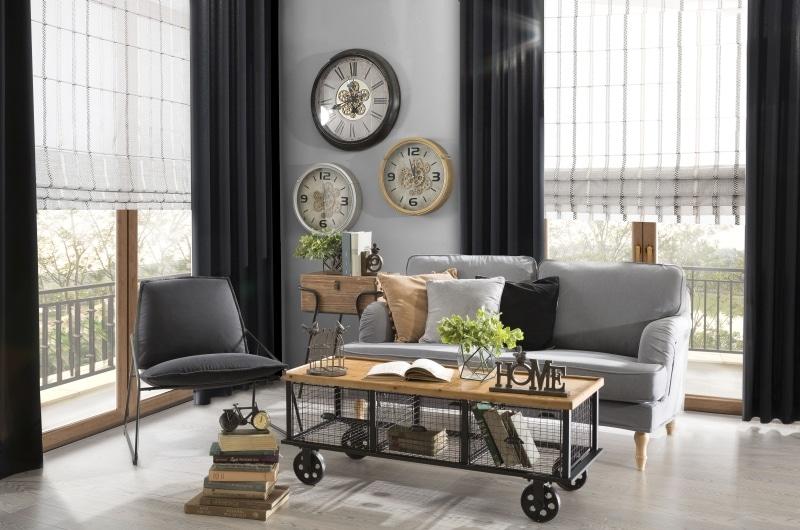Przytulny salon w skandynawskim stylu? Zobacz, gdzie kupić dodatki, które ocieplą wnętrze.