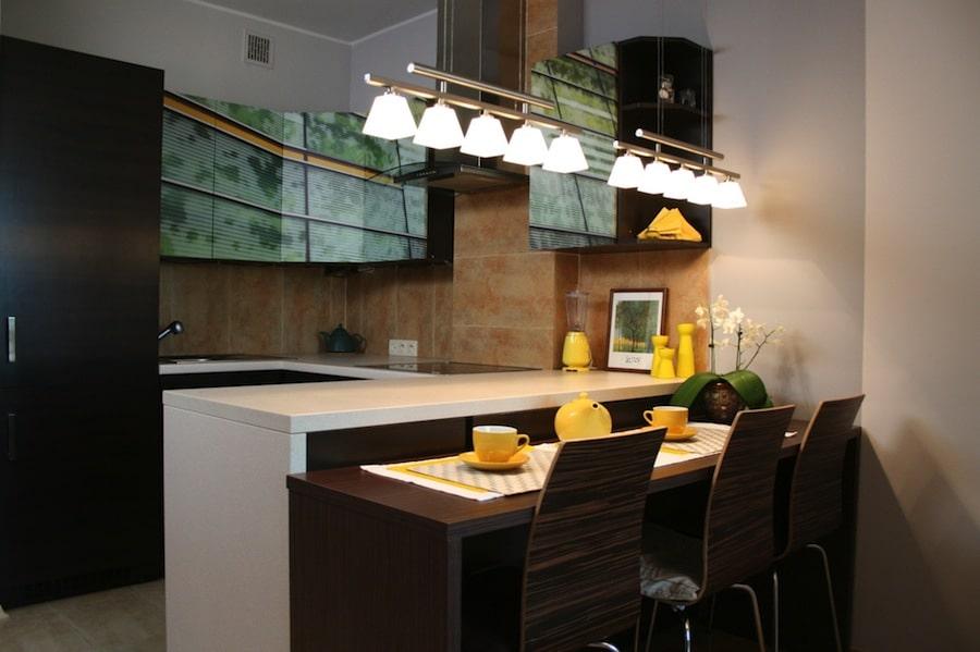 Kuchnio, zakryj się Chowamy kuchnię przed salonem  Deko rady pl