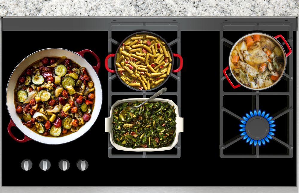 Perfekcyjna kuchnia  płyta indukcyjna czy gazowa?  Deko   -> Kuchnia Gazowa Czy Indukcyjna