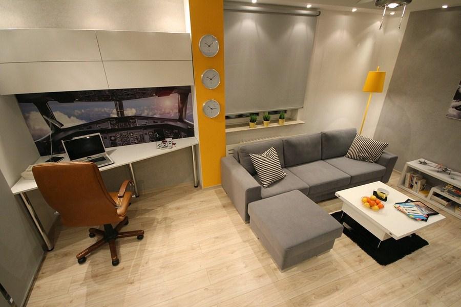 Marzysz o własnym mieszkaniu z motywem? Zainspiruj się naszymi pomysłami na zaakcentowanie hobby we wnętrzu.