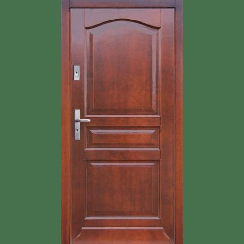 Drzewniane_drzwi