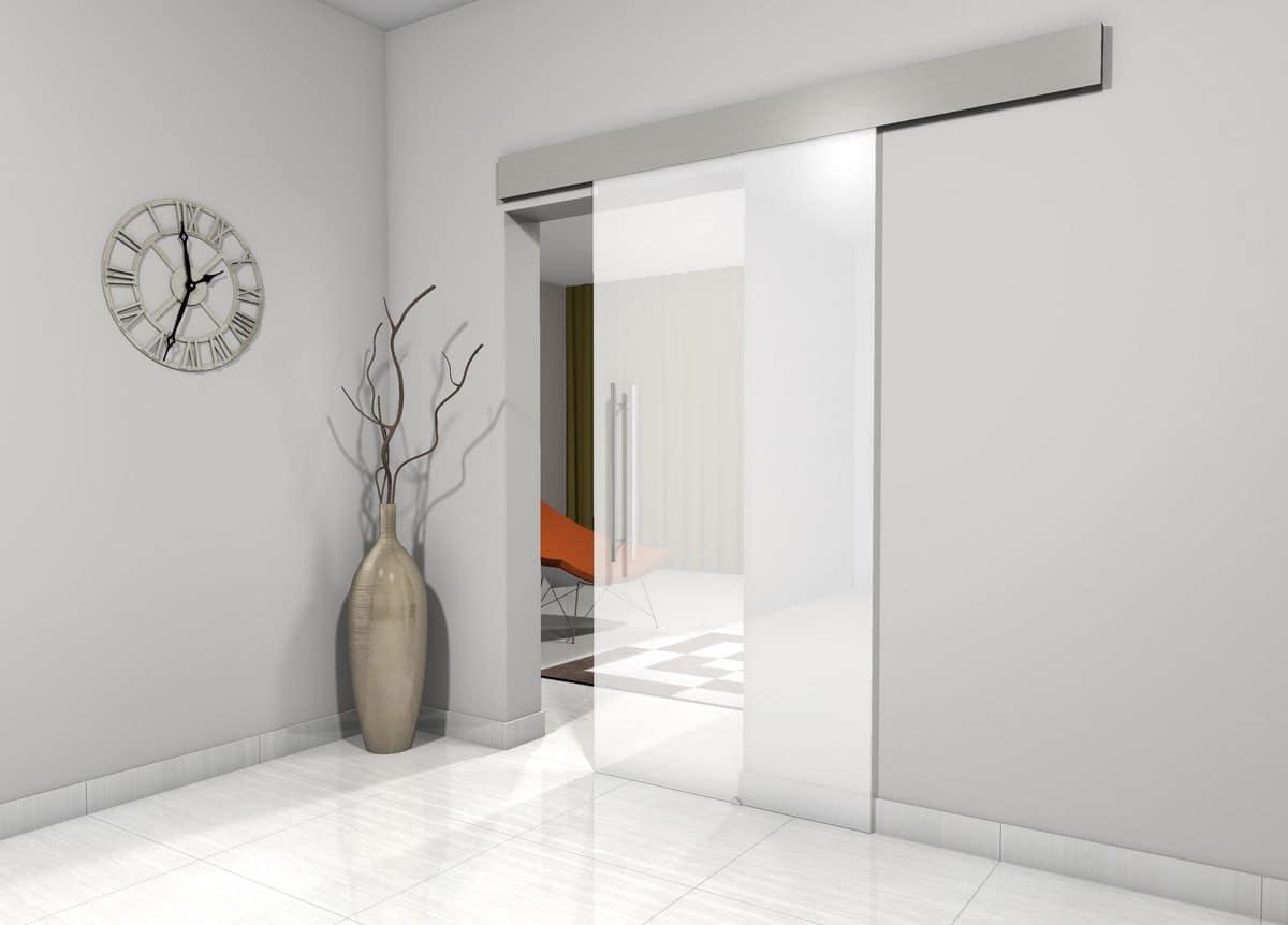 Modne ubrania Stylowe drzwi szklane – nie tylko do biura - Deko-rady.pl HB57