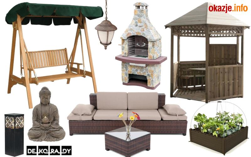 Zobacz, gdzie kupić meble i dodatki ogrodowe w przystępnych cenach.