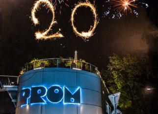Urodzinowe fajerwerki Muraspec