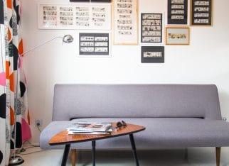 Biała podłoga w mieszkaniu – jak pomalować drewnianą klepkę?