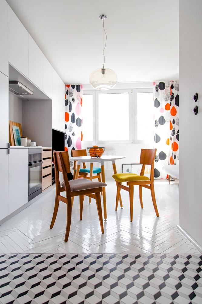 Biała Podłoga Drewniana W Mieszkaniu Czym Ją Pomalować