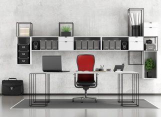 bialo-szare-biuro-w-domu