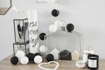 Cotton Ball Lights do każdego wnętrza