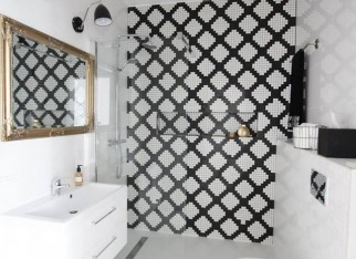 Czarno-biała czy kolorowa łazienka w nowoczesnym stylu?