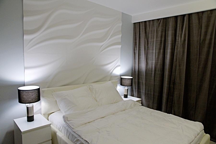 Czaro Biała Sypialnia Sprzyja Odpoczynkowi I Regeneracji