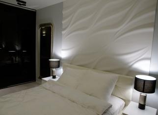 Czarno-biała sypialnia 419. odcinek