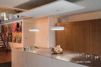 Dodatkowe światło w kuchni, czyli co oprócz światła główego?