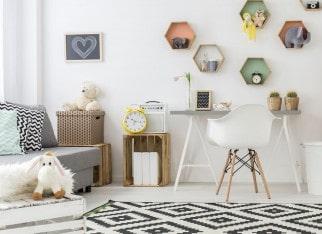Wybór dywanu do pokoju dziecka