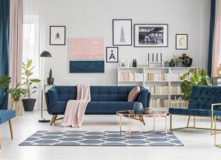Jaki dywan do nowoczesnego wnętrza?