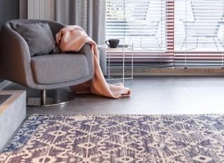 Ładny dywan w domu