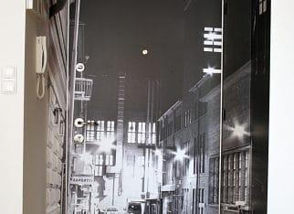 Fototapeta czarno biała
