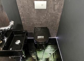 Fototapeta w łazience
