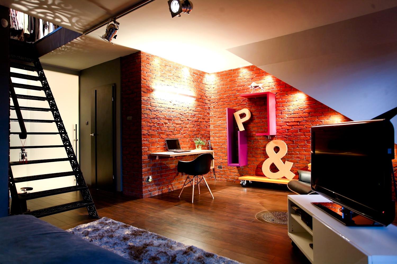 dekoracja 187 sypialnia w fiolecie pomys�y dekorowania