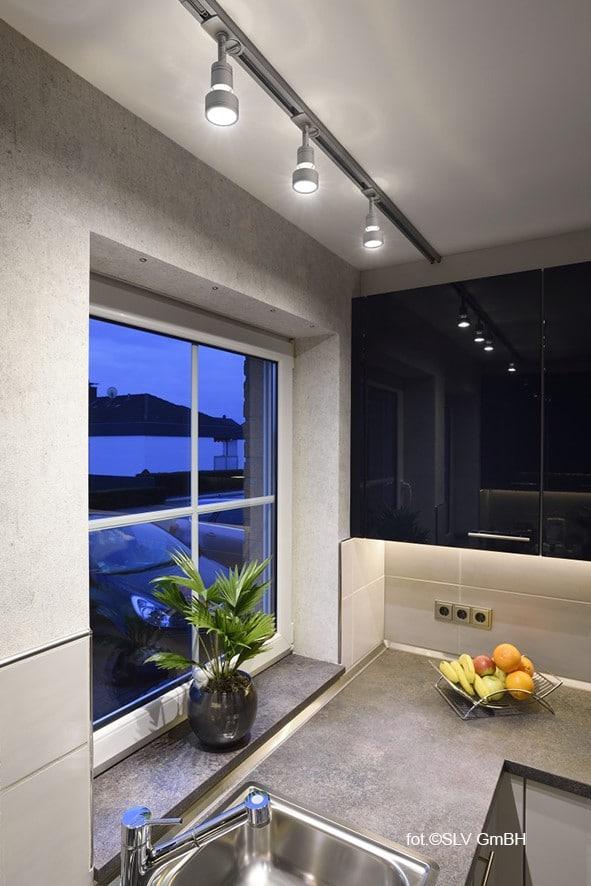 Główne światło W Kuchni Jak Oświetlić Strefę Gotowania