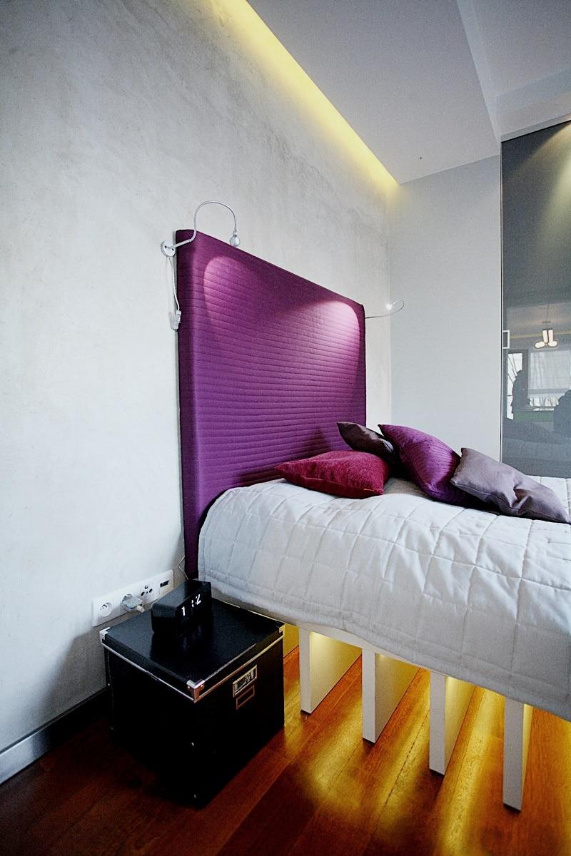 Zagłówek Do łóżka 30 Pomysłów Na ścianę Za łóżkiem Deko