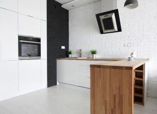 Jakie możliwości daje biało-czarna kuchnia?