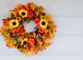 Dekoracje na jesień