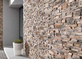 Kamień elewacyjny dla nowoczesnego domu