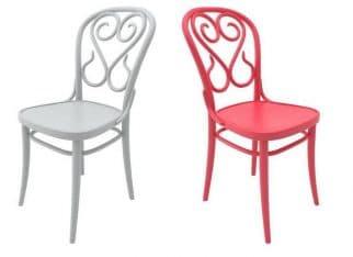 Drewniane krzesła TON