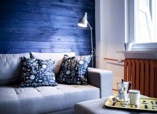 Nowoczesne lampy podłogowe do salonu