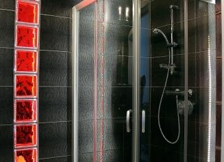 Łazienka w stylu glaomur