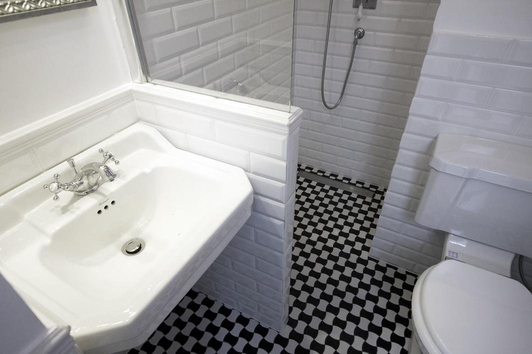 Nowoczesne Stylizowane Wnętrza Aranżacje łazienek
