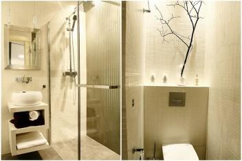 Styl eko w łazience