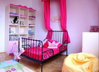 Pokój dla księżniczki