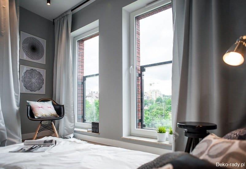 Mała Sypialnia W Bloku 30 Aranżacji Nowoczesnych Małych