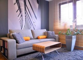 Mały pokoj - jak urządzić mały salon?