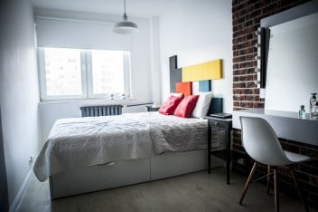 Metamorfoza mieszkania w bloku przed-po