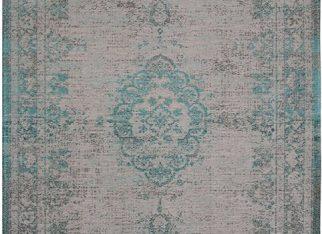 Turkusowy dywan Carpets&More