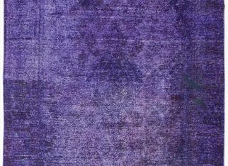 Fioletowy dywan Carpets&More