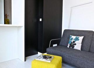 Salon z kroplą żółci