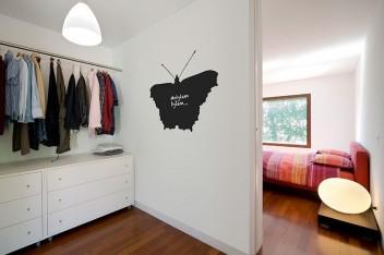 Designerskie aklejki na ścianę