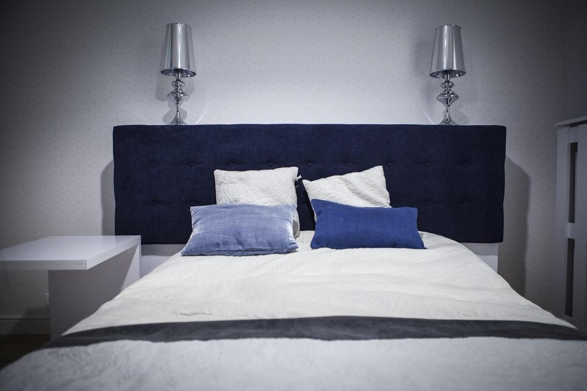 Podoba Ci Się Niebieska Sypialnia Zobacz Z Czym łączyć Ten