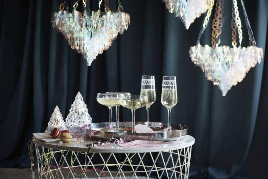 Nowoczesne Dekoracje świąteczne Od Ikea Deko Radypl