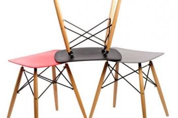 Designerski stołek Pixel od D2