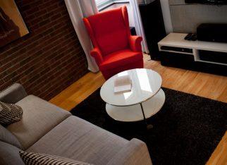 Nowoczesne stoliki kawowe do salonu