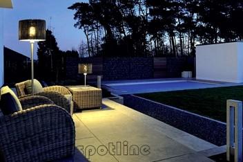 Lampa stołowa - ogrodowa - Spotline